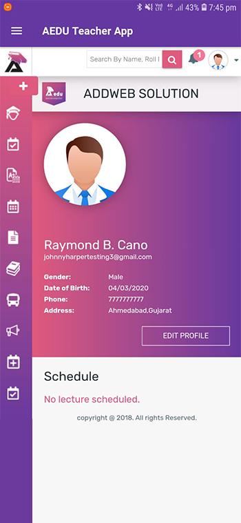 app - 2 School Management Software