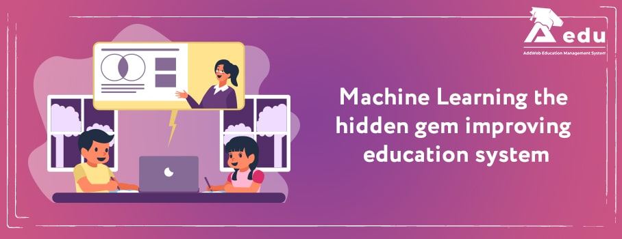 Machine Learning in Education