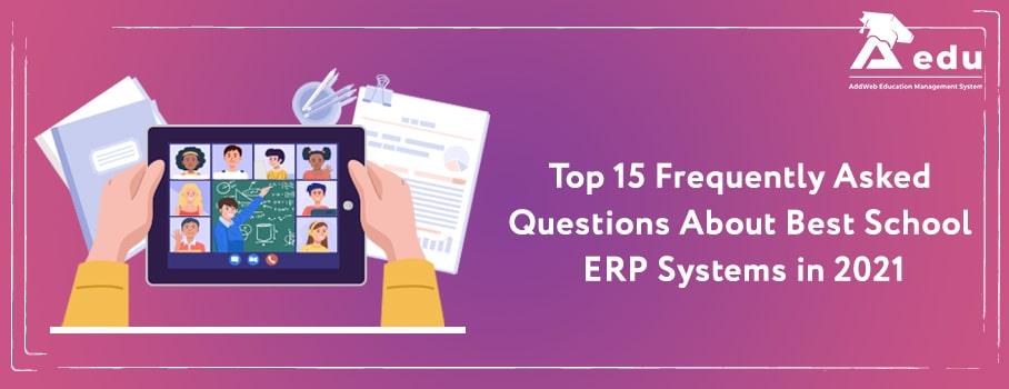 School ERP Systems