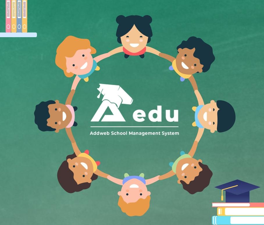 AEDU-School ERP System